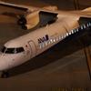 ANAウイングス(JA461A)ボンバルディア DHC-8-402Q-8