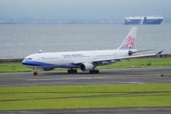 チャイナエアライン(B-18355)A330-302@セントレア