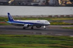 ANA(JA131A)A321-272N@羽田