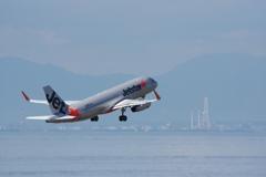 ジェットスター・ジャパン(JA20JJ)A320-232@セントレア