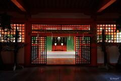 旅HITO ~厳島神社 拝殿~