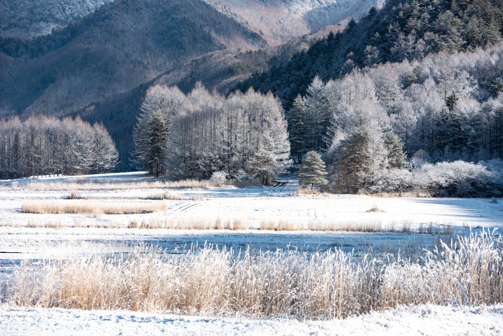 凍てつく開田高原VOL.1