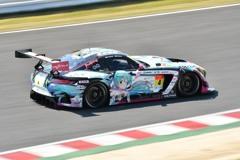 SUPER GT Round 3 SUZUKA GT 300km RACE