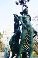 青銅の女神
