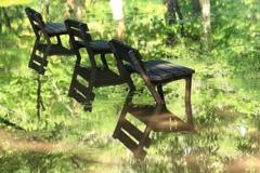 『水のベンチで』
