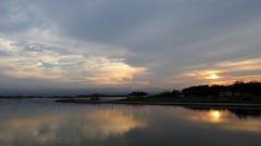 『sunset』