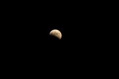 平成26年10月8日 皆既月食 2
