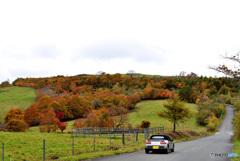 荒川高原の秋