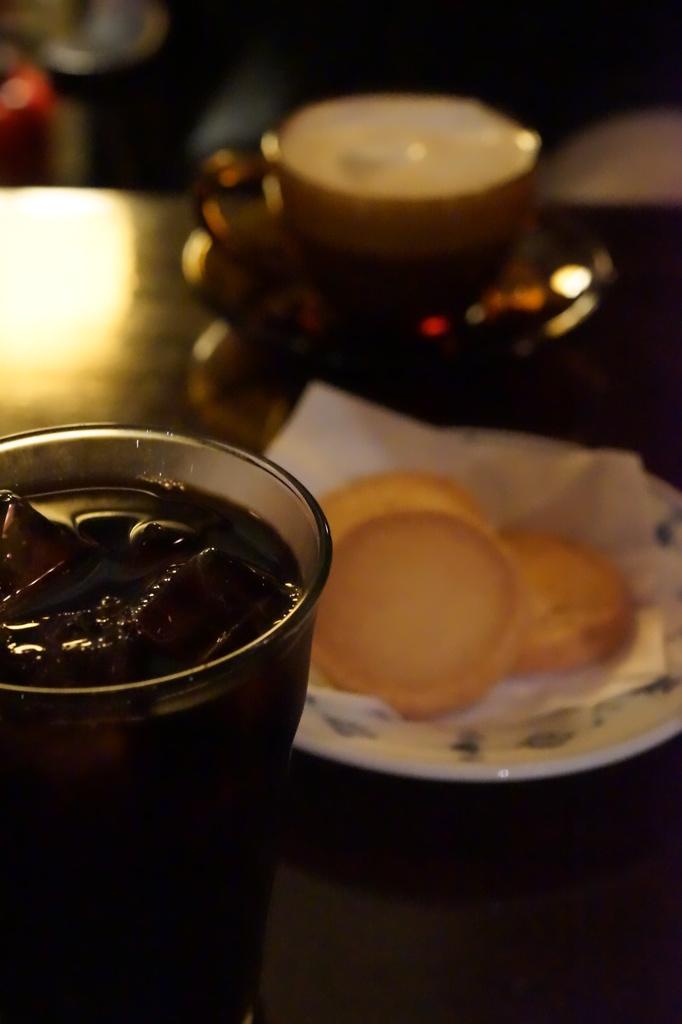 宮越屋珈琲 THE CAFE