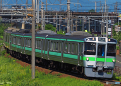2017.06.18 653㌔の鉄旅(14):721系・初期型!
