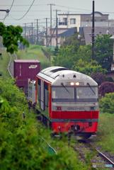 2017.06.08 出勤前に函館貨物線へ