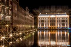 輝くホテル