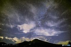 Perseids ~ペルセウス座流星群と夏銀河~