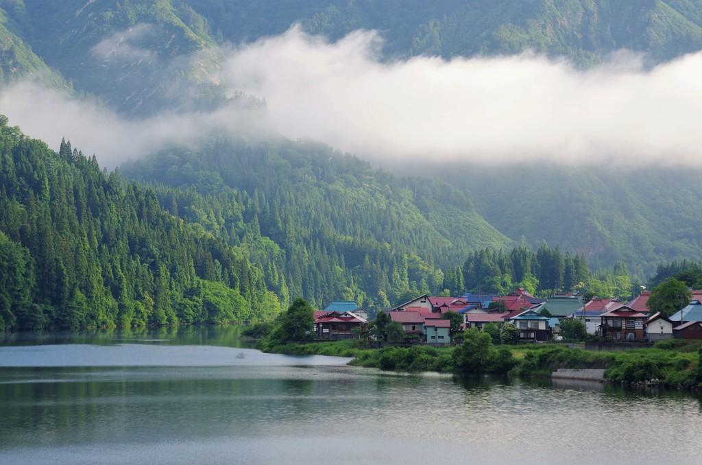 霧を育む郷