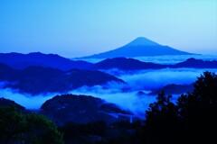 本日の富士山2021.4.30-1
