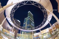 阿倍野の摩天楼