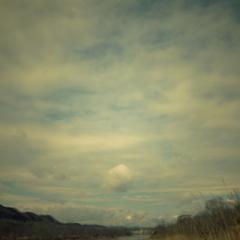 雲を丸めてみた(笑)