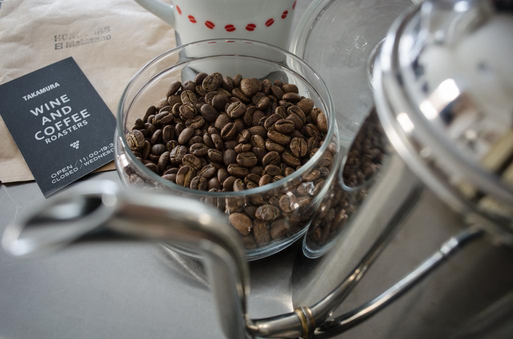 大阪TAKAMURA COFFEE ROASTERS
