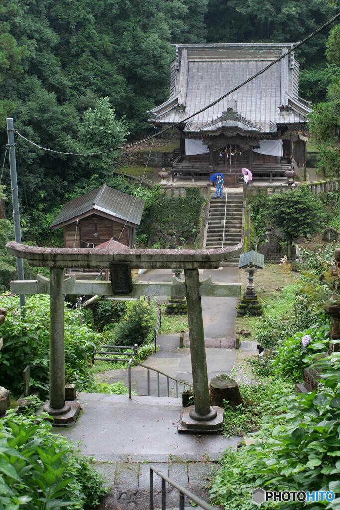 渋川 木曽三社神社