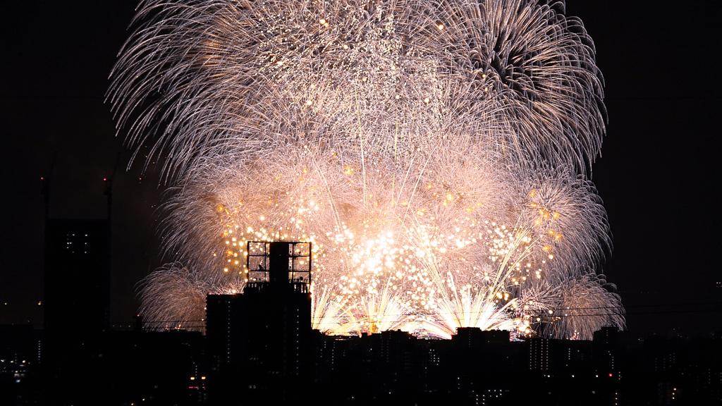 2019広島みなと 夢 花火大会
