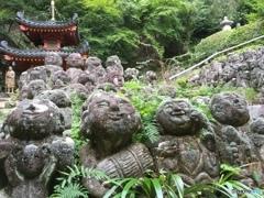 愛宕(おたぎ)念仏寺