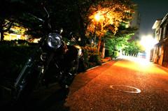真夏の夜のボルティ