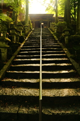 千如寺にて~悟りへの階段~