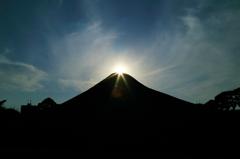 ダイヤモンド水前寺公園富士