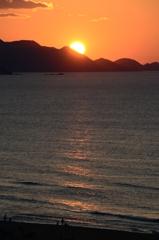 夕日が浦海岸(京丹後市網野町)
