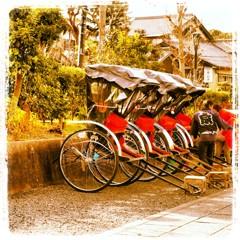 京都の乗り物