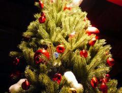 心のクリスマスツリー