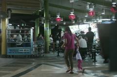 Singaporean street stall