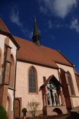 ヒルシュホルンの古教会