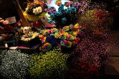 夜のお花屋さん
