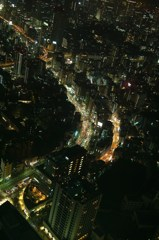 夜間飛行 (光の川 Ⅲ)
