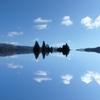 ウユニ塩湖のつもり