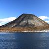 初冠雪の榛名富士