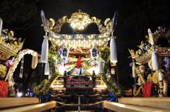 H25魚吹八幡神社本宮(長松)