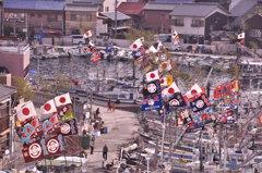 室津港のお正月