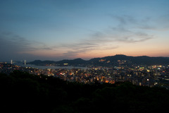 長崎市の夜景