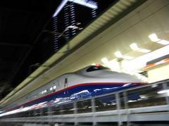 東京駅20番線