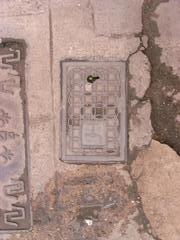 水道栓atコルドバ