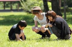 息子★お姉ちゃんたちと遊ぶ Part.1