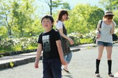 息子★お姉ちゃんたちと遊ぶ Part.3