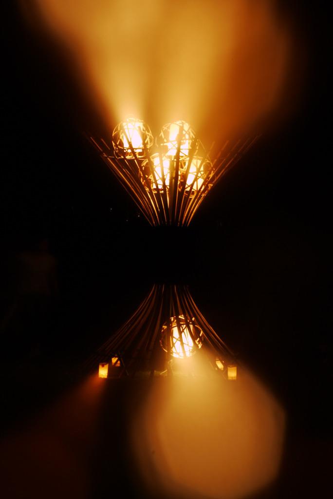 Burning Tokae