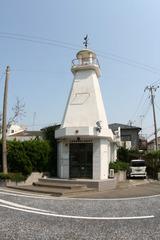 灯台型の交番