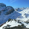 colvatch氷河滑降開始
