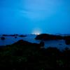九十九島の夕暮れ