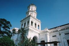 ジョホールバールのモスク1