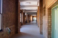 旧栃木県庁「昭和館」 廊下